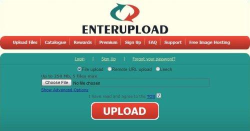 EnterUpload