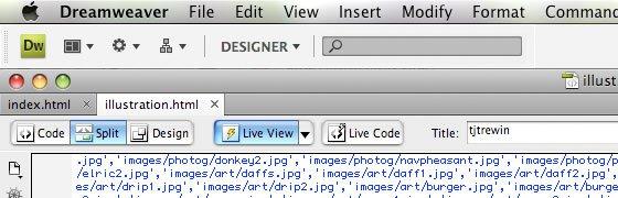instantShift - Coding a Design
